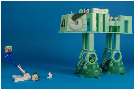 AT-AT Attack - Angry Birds Star Wars