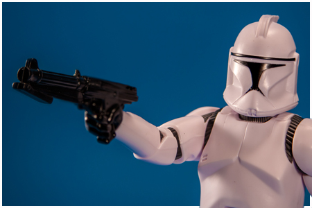 Clone Trooper - Movie Heroes