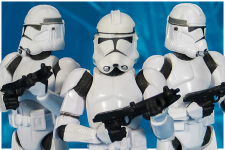 Rebelscum Com Vc15 Clone Trooper Phase Ii 2010 The Vintage Collection