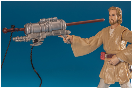 Obi-Wan Kenobi - Grappling Hook Launcher