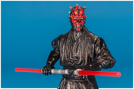 Darth Maul - Lightsaber Action