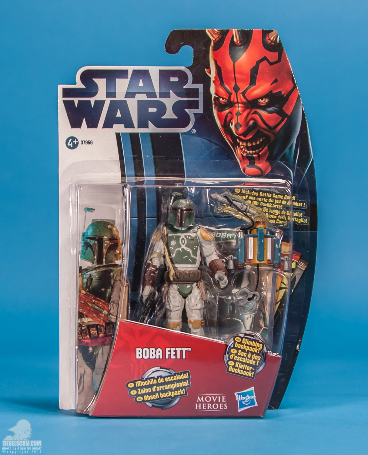 Mh24 2012 boba fett movie heroes star wars 21