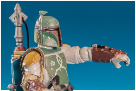 Boba Fett - Climbing Backpack