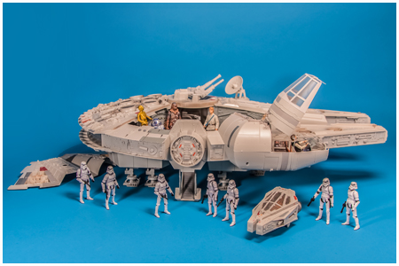 Millennium Falcon - 2012 - The Vintage Collection