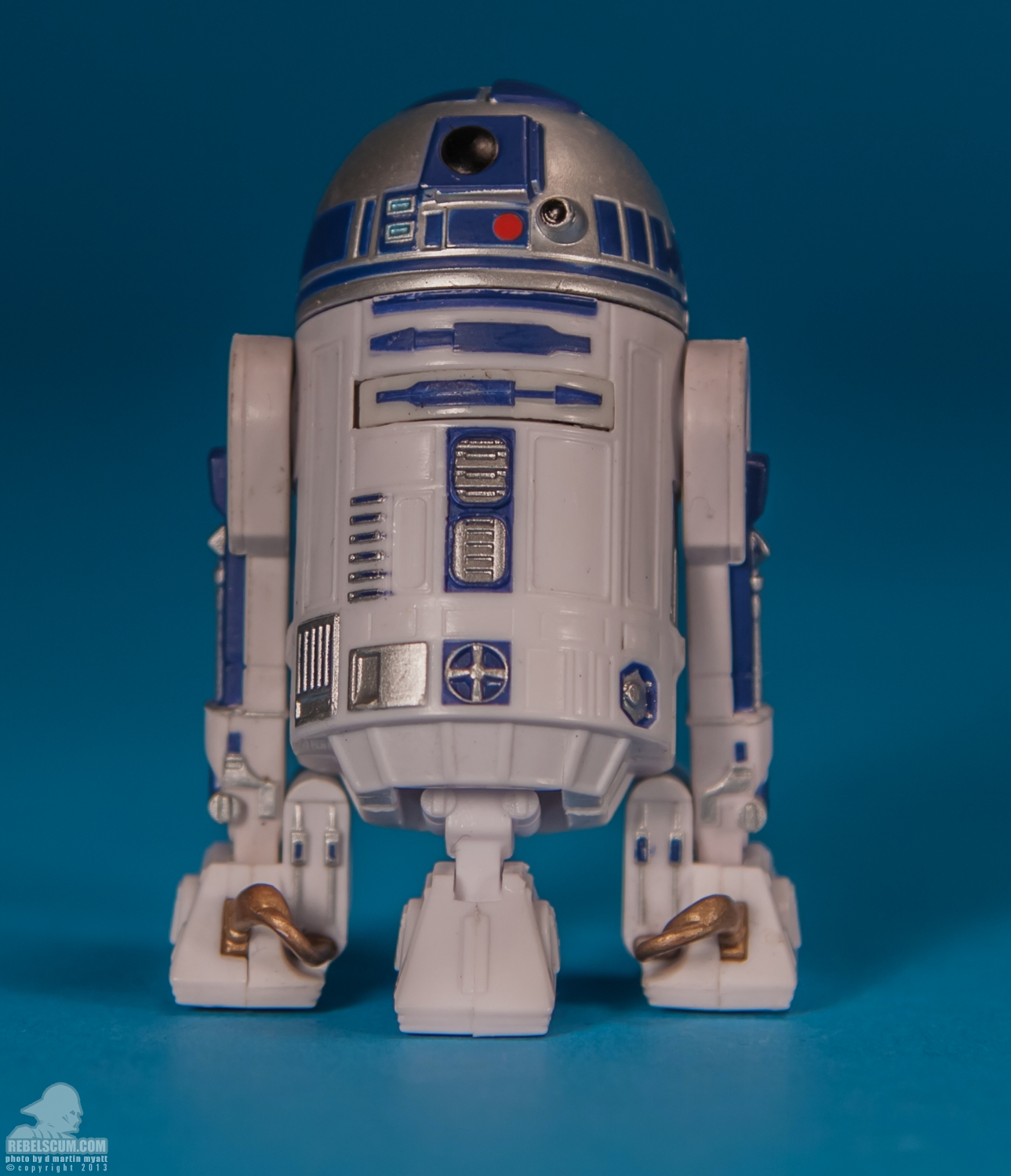 Star Wars R2-D2 Collectible 3D Wood Model Kit IncrediBuilders Loot Crate 2017
