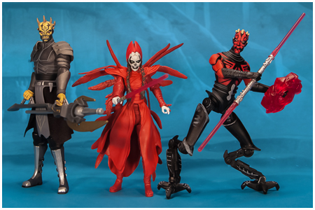 Darth Maul Returns Battle Pack