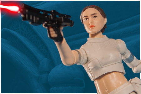 Star Wars the Black Series 6-Inch Padme Amidala