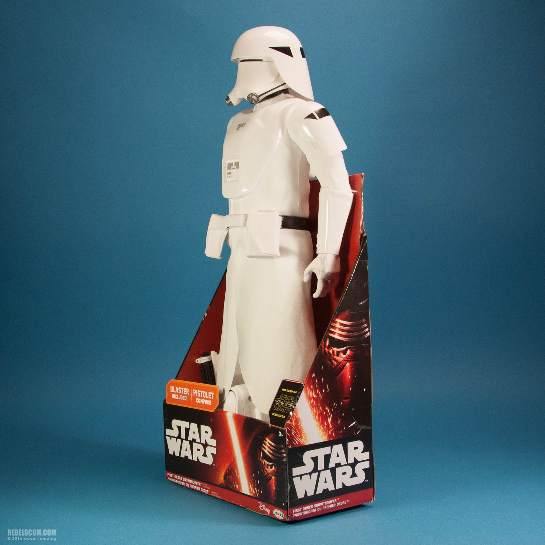 "Jakks Pacific Star Wars Snowtrooper figura 18/"""