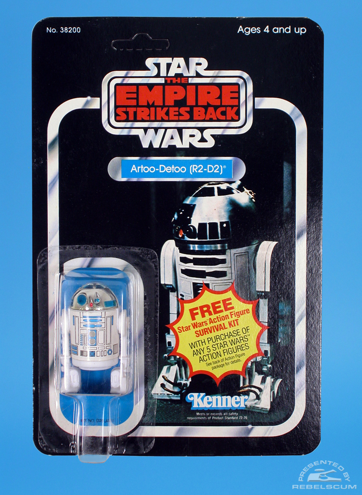 The Empire Strikes Back Survival Kit Offer 41 Back