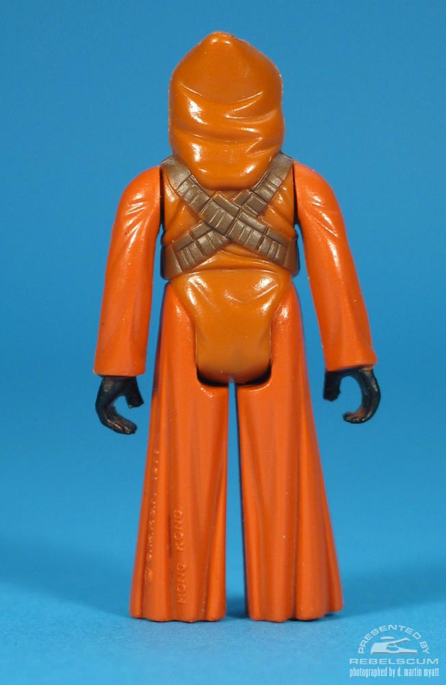 Jawa without its accessories