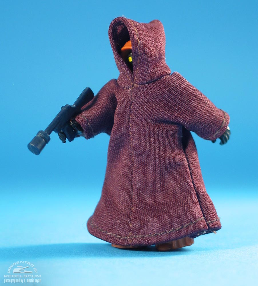 Domestically Released Jawa With Fabric Robe