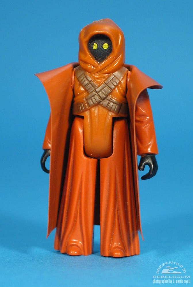 Domestically Released Jawa With Vinyl Cape