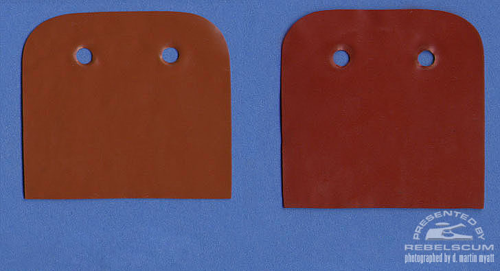 Colour Comparison Between The Domestically Released Jawa Cape