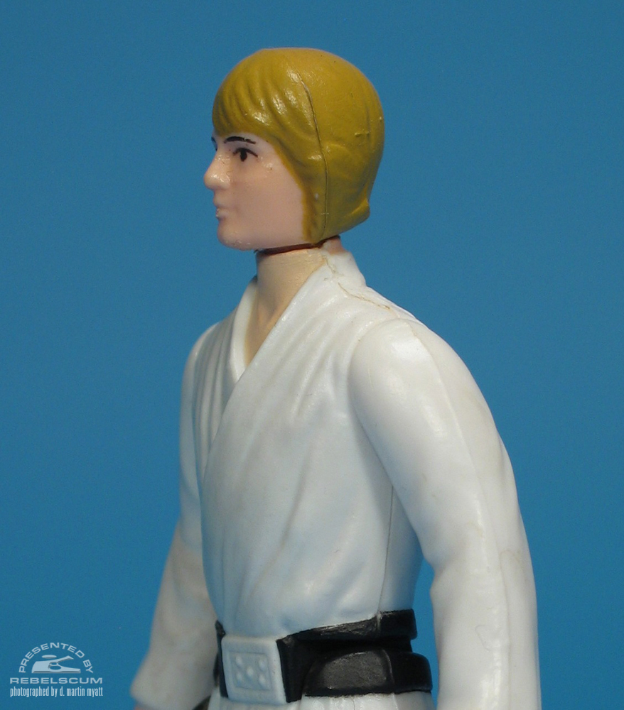 Luke Skywalker with Light Brown Hair