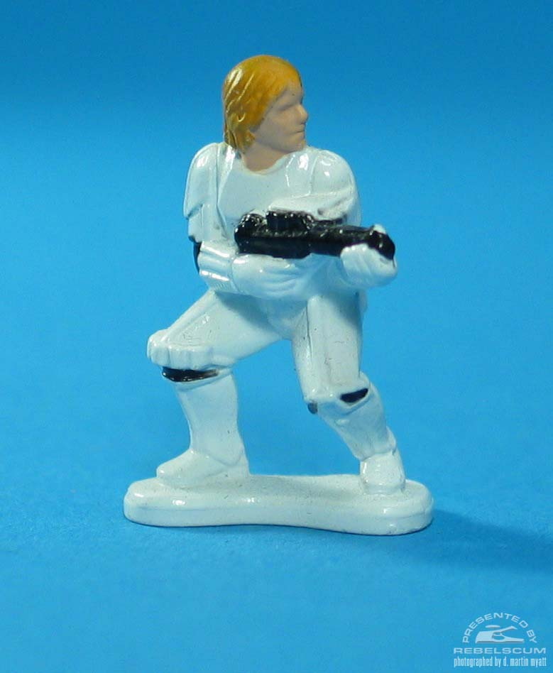 Luke Skywalker (In Stormtrooper Outfit)