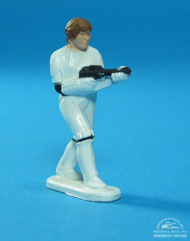 Han Solo (In Stormtrooper Outfit)