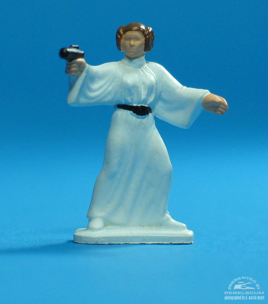 Princess Leia Organa (Firing Weapon)