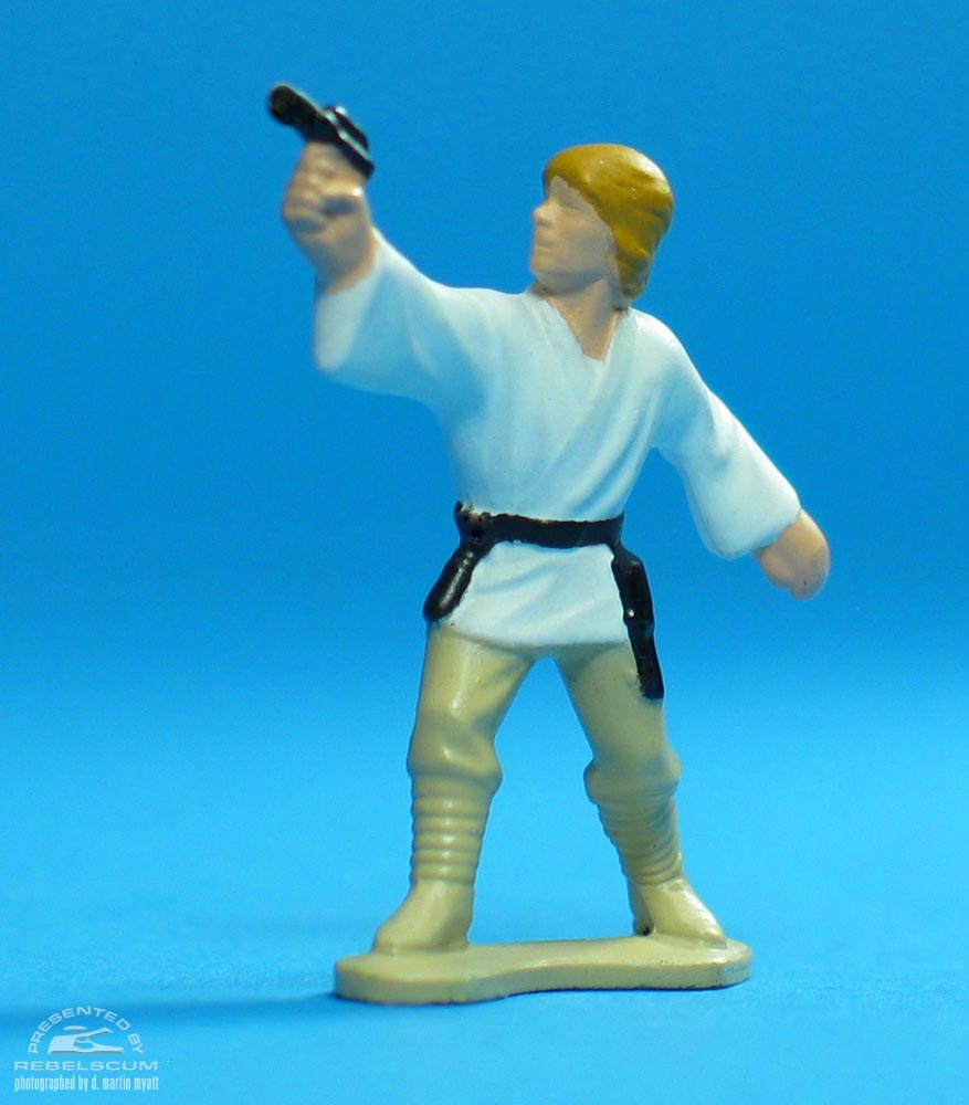 Luke Skywalker (Firing Weapon)