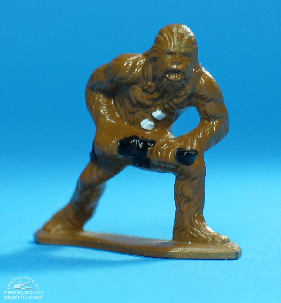 Chewbacca (Running)
