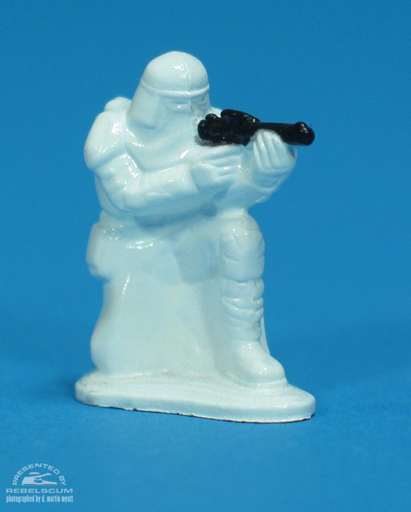 Hoth Imperial Stormtrooper (In Various Battle Action poses)