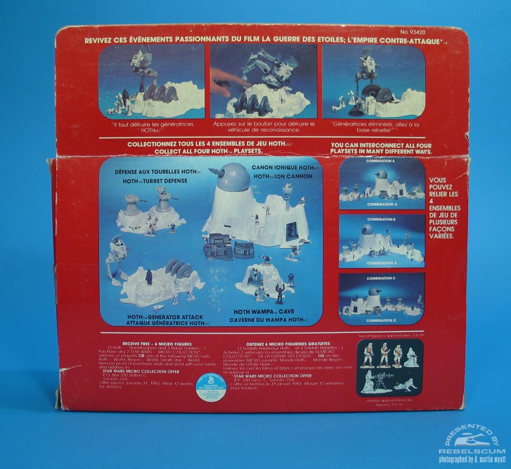 Kenner Canada Packaging