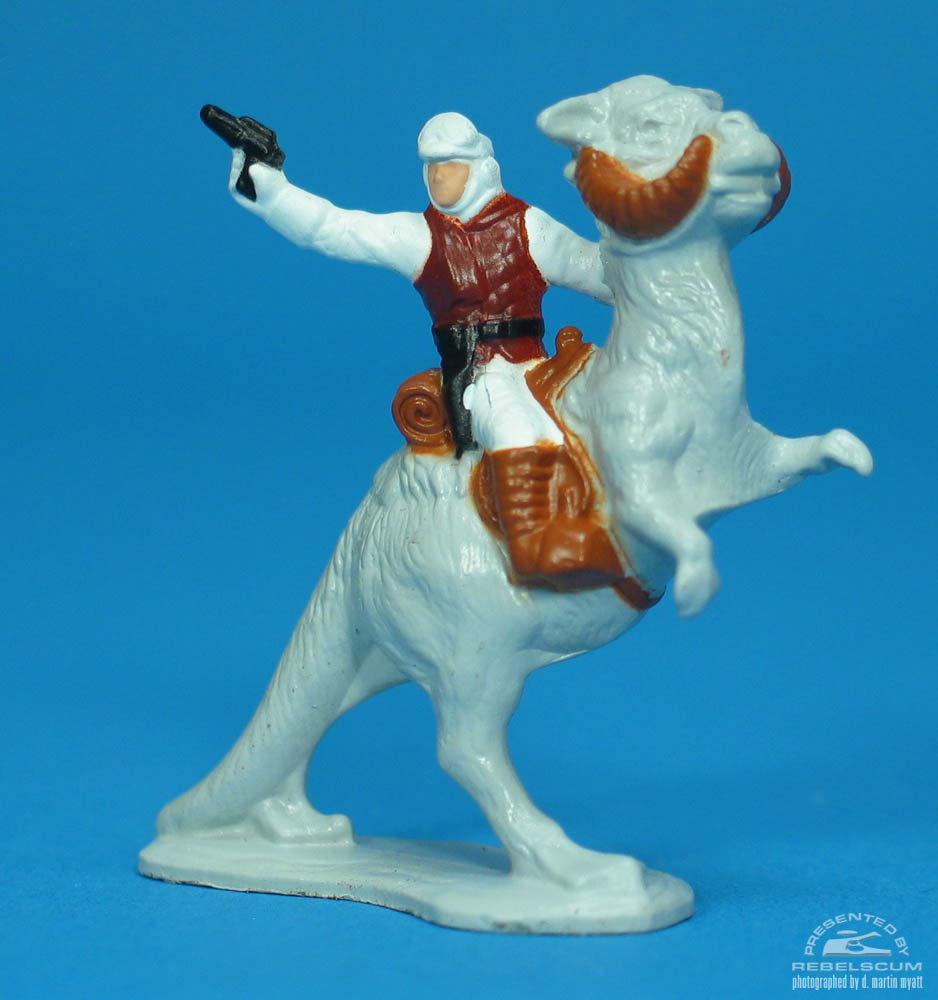 Luke Skywalker -On A Tauntaun