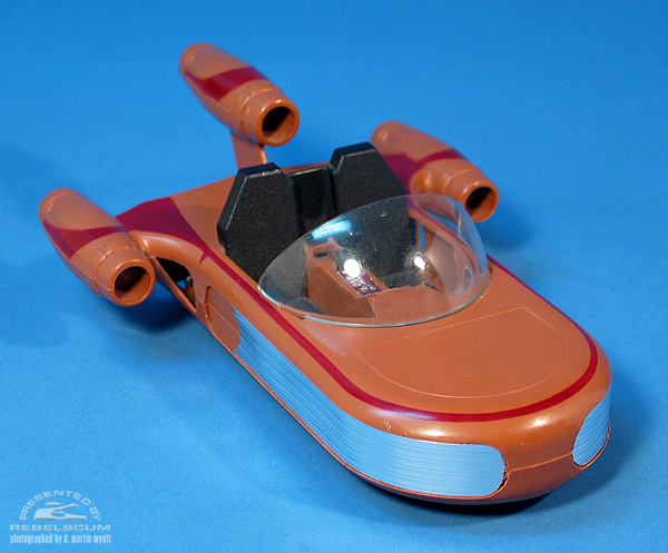Palitoys' Land Speeder available in the UK