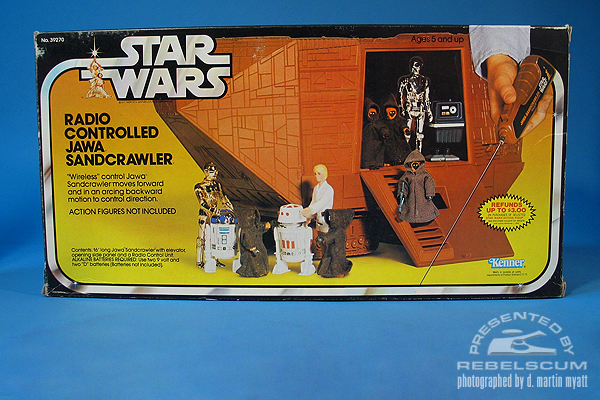 1979 Kenner Package with Rebate Offer