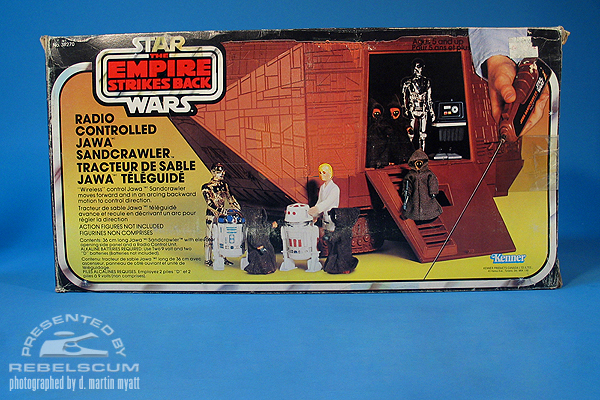 1980 Kenner Canada Packaging