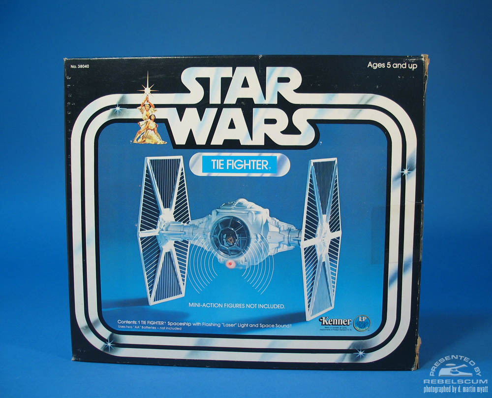 1978 Kenner Star Wars Package