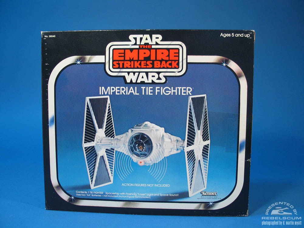 1980 Kenner The Empire Strikes Back Package