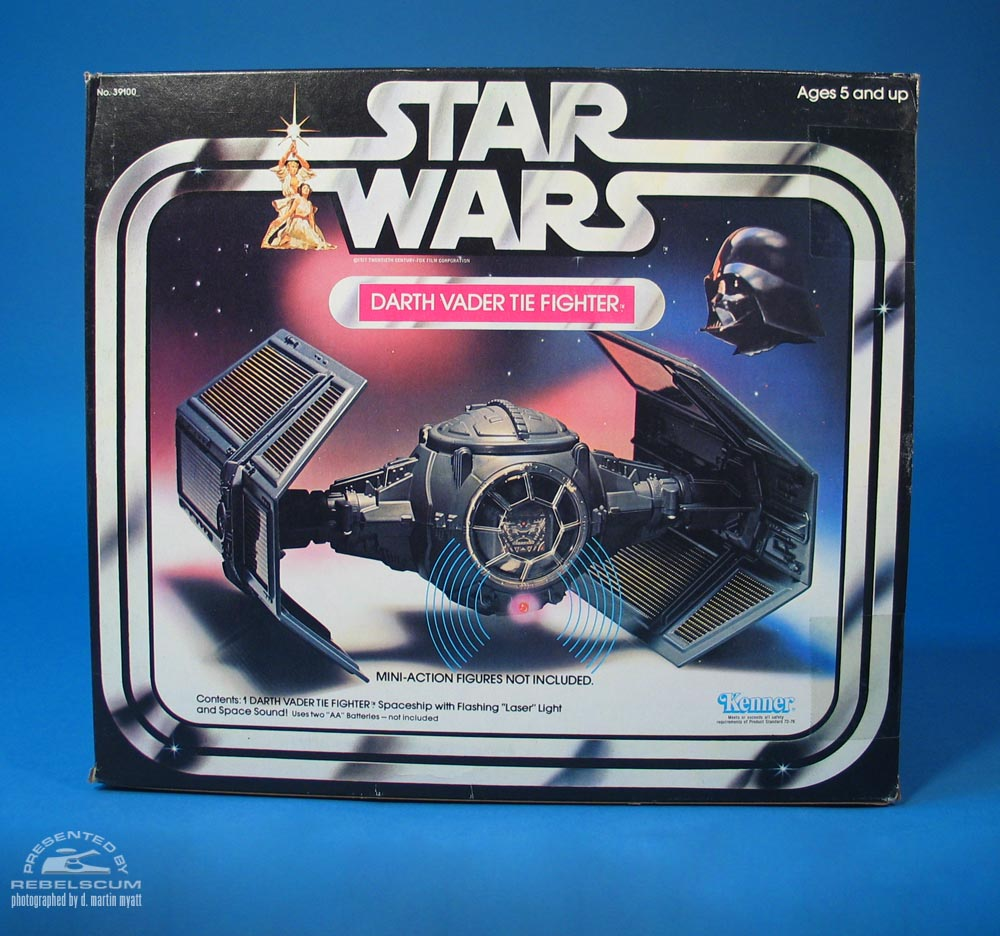1979 Darth Vader TIE Fight
