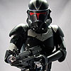 Sideshow Collectibles Utapau Shadow Clone Trooper