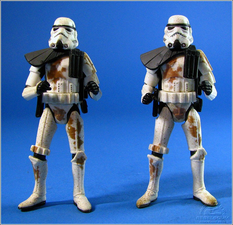 POTJ Sandtrooper (Tatooine Patrol) | OTC Sandtrooper (Tatooine Search)