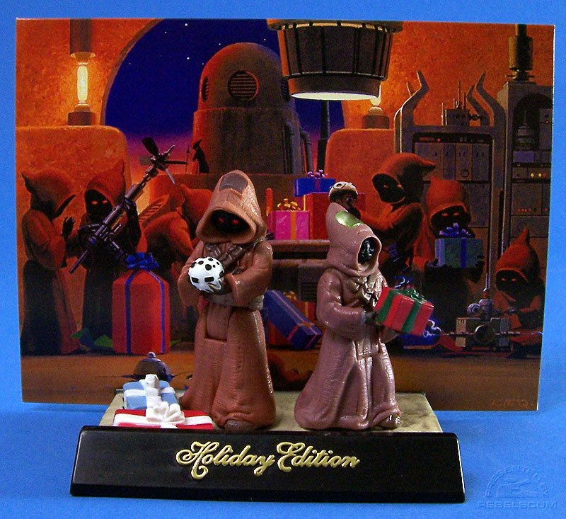 2004 Holiday Edition Jawas