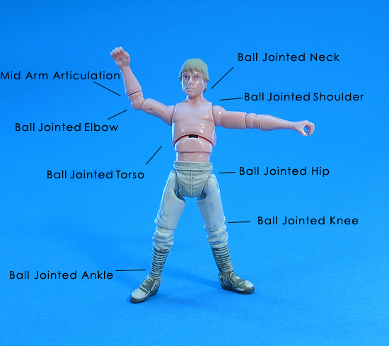 Anatomy of an Articulated Farmboy