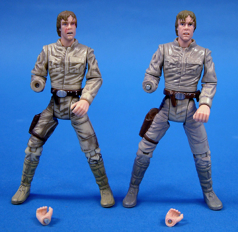 Saga Luke Skywalker (Bespin Duel) | OTC Luke Skywalker