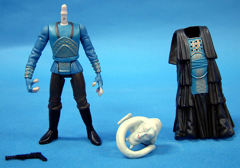 Disassembled Bib Fortuna
