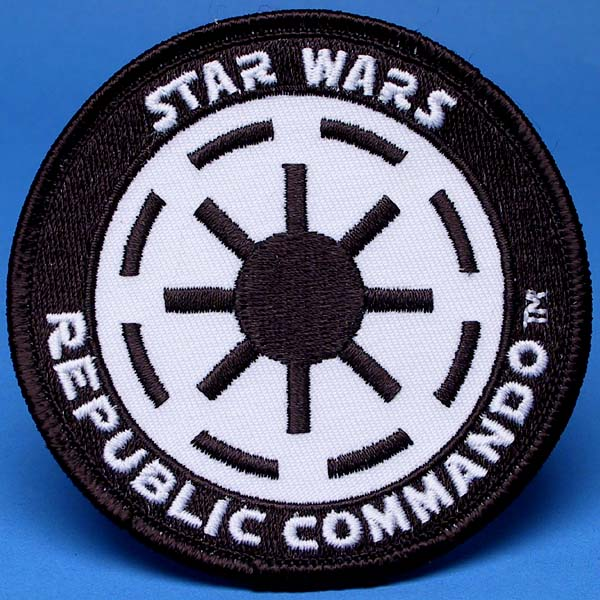 Republic Commando Patch (Comic-Con Giveaway)