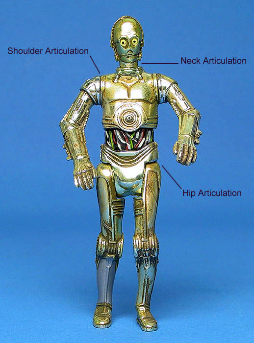 Anatomy of an Articulated Protocol Droid