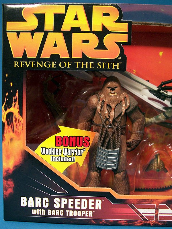 Bonus Wookiee Warrior