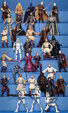 Revenge of the Sith figures