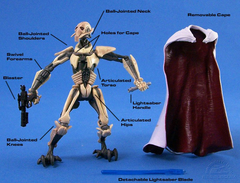 Anatomy of an Articulated Cyborg