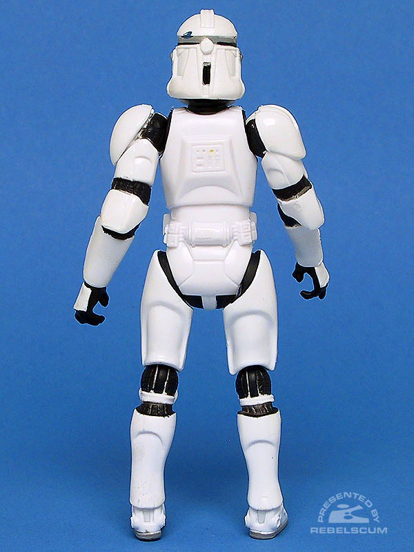 <i>Revenge of the Sith</i> Clone Trooper (Clean)
