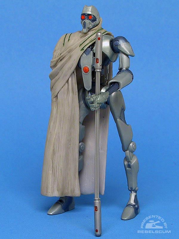 <i>Revenge of the Sith</i> Grievous' Bodyguard