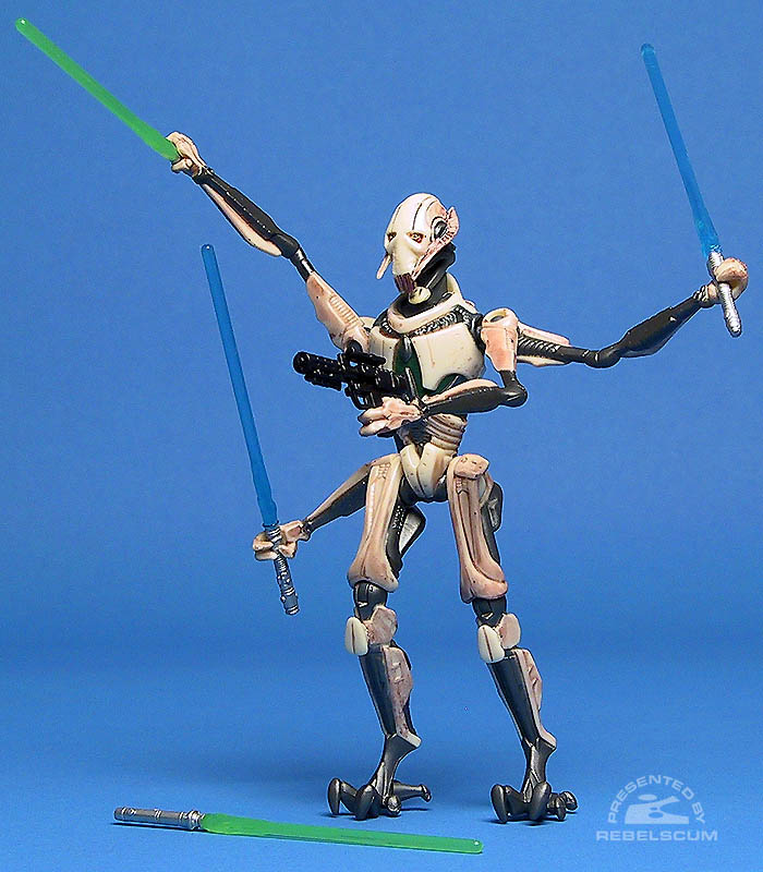 <i>Revenge of the Sith</i> General Grievous