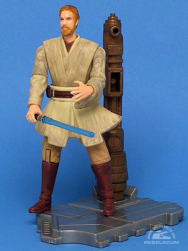 <i>Revenge of the Sith</i> Obi-Wan Kenobi (Jedi Kick!)