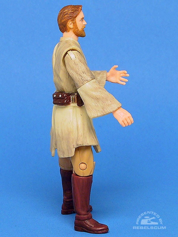<i>Revenge of the Sith</i> Obi-Wan Kenobi (Jedi Kick!)