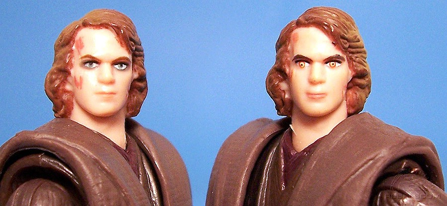 Original Anakin | ''Sith Eyes'' Anakin Variation
