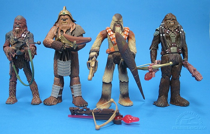 Chewbacca 5 | Wookiee Warrior (Sneak Preview) | Wookiee Warrior 43 | Tarfful 25